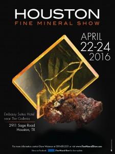 Houston Fine Mineral Show