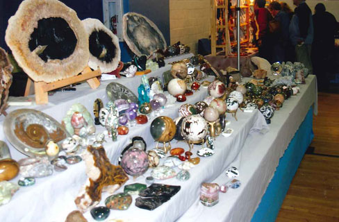 Annual Rock and Gem Show
