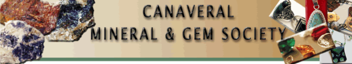 Canaveral Mineral & Gem Society 43rd Annual Parade of Gems