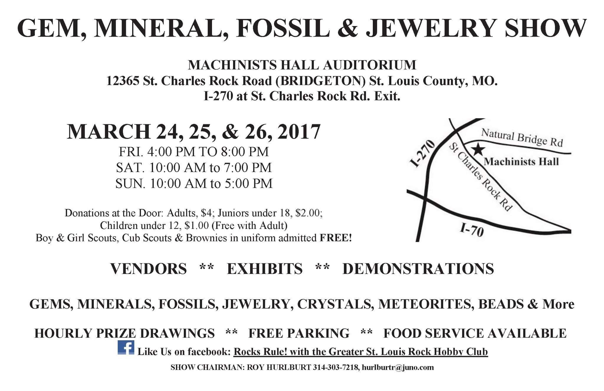 St Louis Jewelry Show