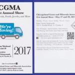 CGMA Gems, Minerals, Fossils and Jewelry Show