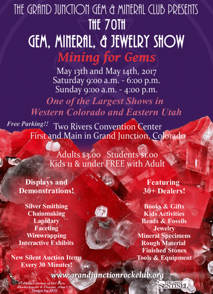 Grand Junction Gem and Mineral Show