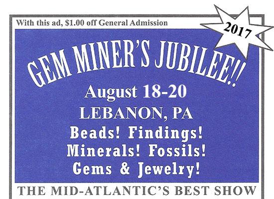 Gem Miner's Jubilee