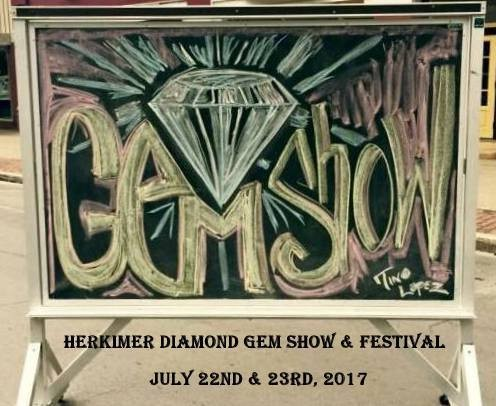 Herkimer Diamond Show