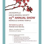 Jacksonville Gem and Mineral Show