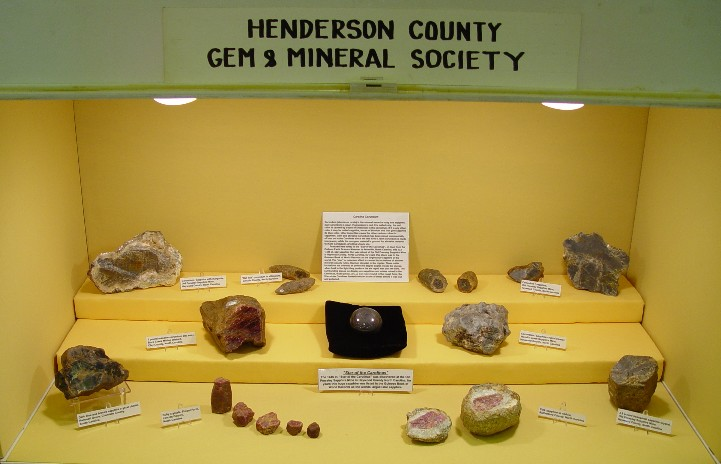 Gem and Mineral Society