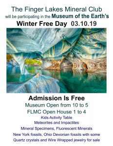 Finger Lakes Mineral Club