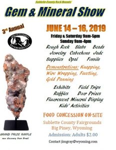 2019 Rockhounds Show flyer JPEG