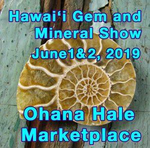 Hawaii Mineral Show
