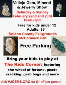 Vallejo Gem Show