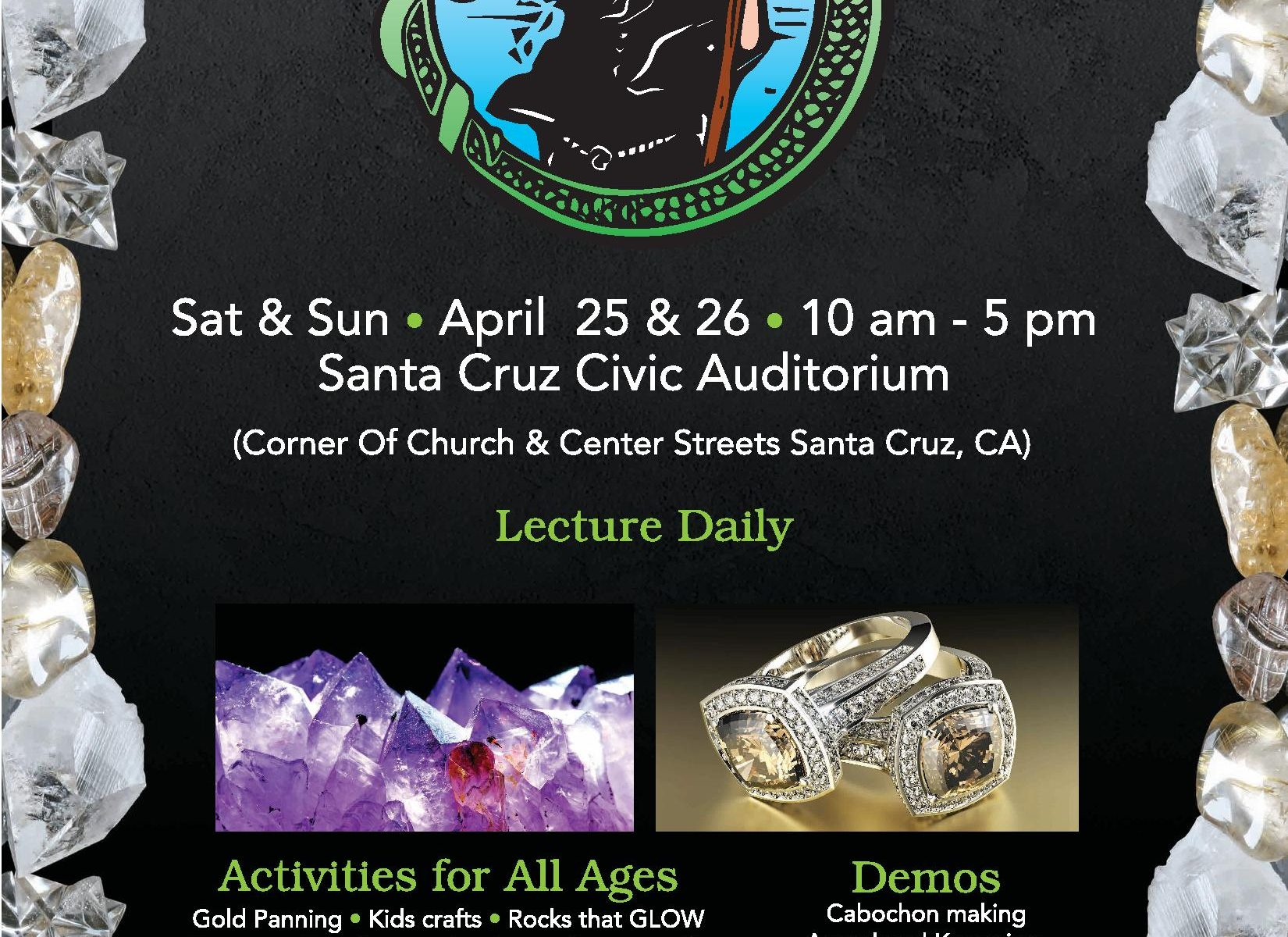 Santa Cruz Mineral and Gem Society