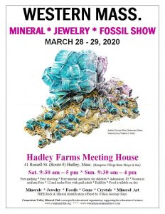 Western Mass. Fossil Show